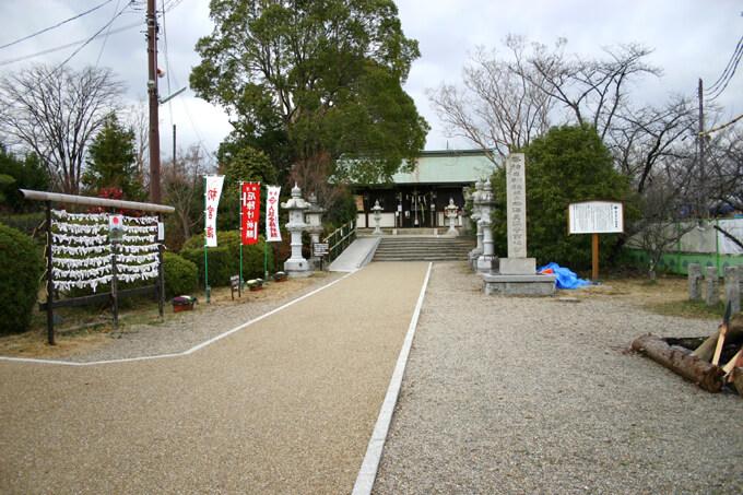 郡山城 奈良