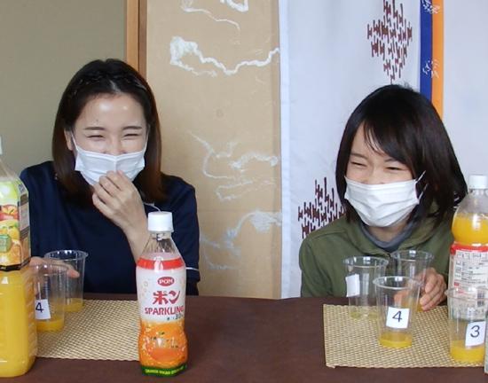 京都より足つぼ講座受講の生徒さんとの動画の一コマ